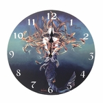 Metamorphosis Mermaid Clock