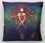 Metamorphosis Mermaid Pillow
