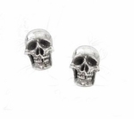 Mortaurium Skull Earrings