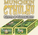Munchkin Cthulhu Crypts of Concealment