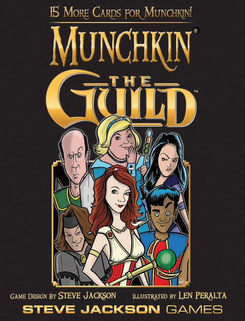 how to play munchkin game