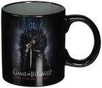Ned Stark on the Iron Throne 20 oz. Mug: Game of Thrones