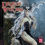 Nene Thomas 2017 Dragon Witch Calendar