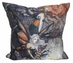 Night Flyers Pillow