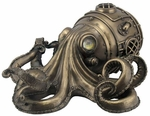 Octopus Sub Secret Trinket Box
