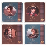 Outlander Ceramic Coaster Set