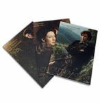 Outlander Collector Notebook Set