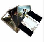 Outlander Lithographic Print Set