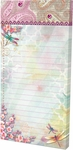 Paisley Dragonfly Magnetic List Pad