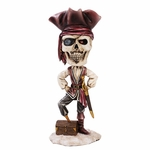 Peg-legged Pirate Bobblehead