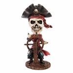 Pirate Captain Bobblehead