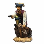 Pirate with Pistol