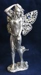 Pixie Lady Pewter Fairy