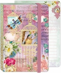 Birdcages Soft Cover Bungee Journal
