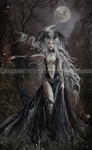 'The Queen of Havoc' Large Print <br>by Nene Thomas