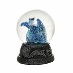 Quicksilver Dragon Water Globe