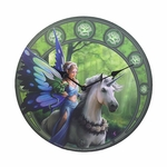 Realm of Enchantment Wall Clock