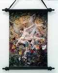 Revelation Fairy Art Scroll