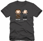 Robb Stark & Jon Snow T-Shirt: Game of Thrones