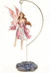 Rose Adagio Fairy Ornament