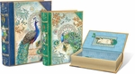 Royal Peacock Large Nesting Book Boxes