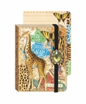 Safari Brooch Pocket Journal