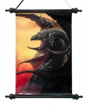 Scourge Dragon Scroll