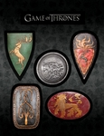 Shield Magnet Set: Game of Thrones