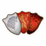 Game of Thrones Shield Pillows