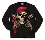 Skull & Muskets Long Sleeve Shirt