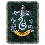 Slytherin Tapestry Throw