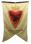 Stannis Baratheon House Banner - Game of Thrones