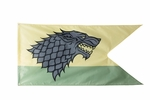Stark Cavalry Banner - Game of Thrones