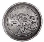 Stark Shield Pin: Game of Thrones