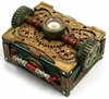 Steampunk Box w/ Compass