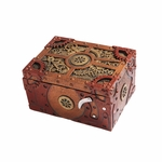 Steampunk Clockwork Box