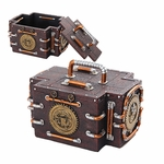 Steampunk Gauge Box