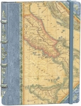 Steampunk Map Book-Style Journal