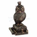 Steampunk Owl with Top Hat