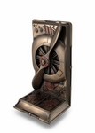 Steampunk Propeller Bookend
