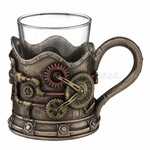 Steampunk Shot Glass
