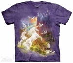 Sunset Unicorns T-Shirt