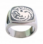 Targaryen Ring - Game of Thrones