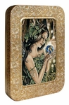 The Green Fairy Notecard Tin