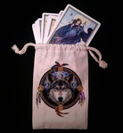 The Guide Dice & Tarot Bag
