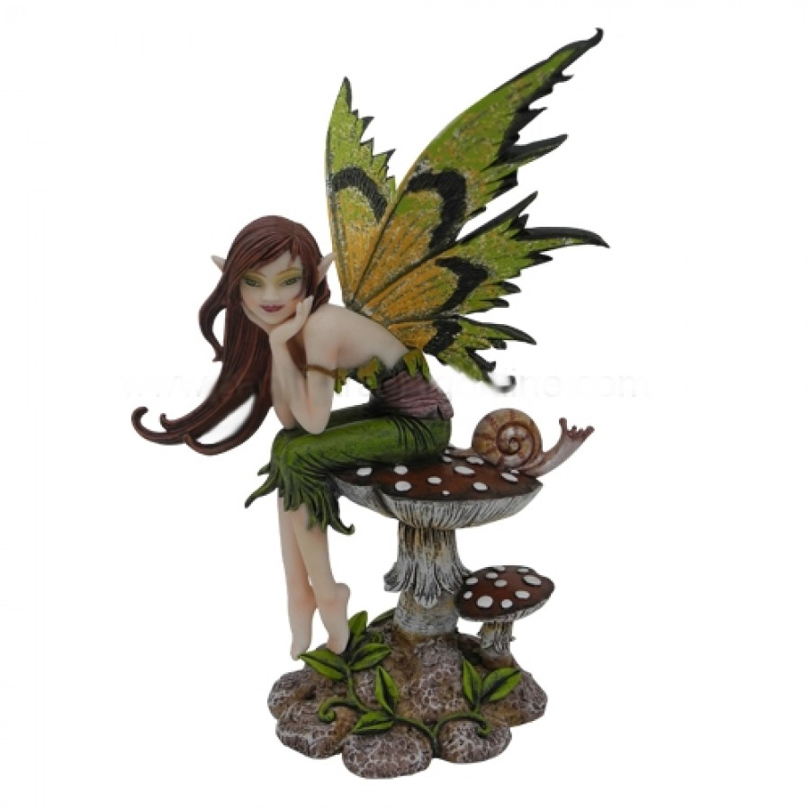 Thinking Of You Fairy Figurine Amy Brown Fairyglen Com