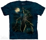 Three Werewolf Moon T-Shirt