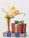 Tinker Bell with Gift