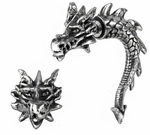 Tor Dragon Earring