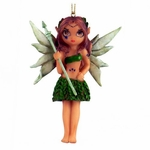 Tribal Fairy Ornament